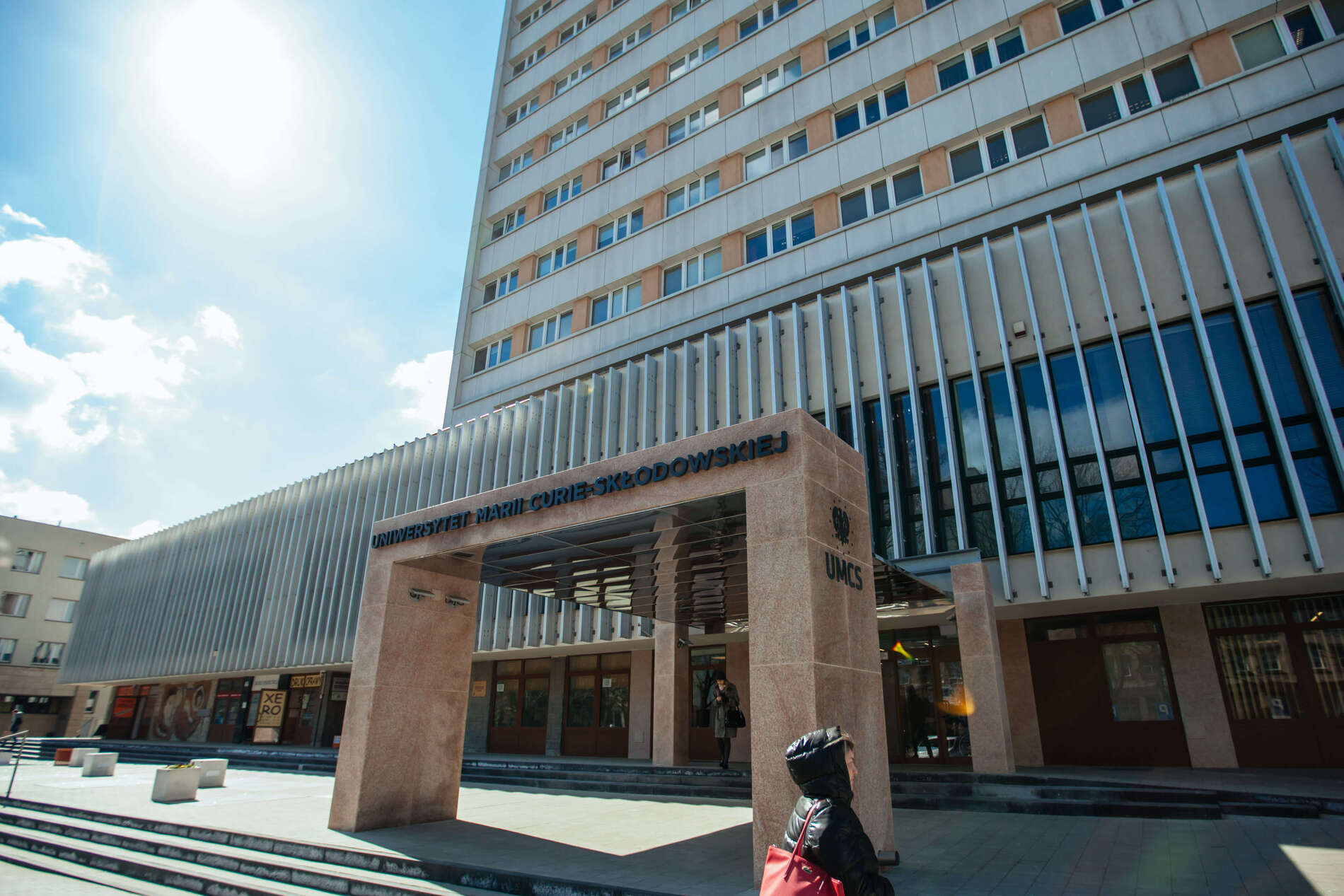 Безкоштовні місця в Університеті ім. Марії Кюрі-Склодовської - UniverPL