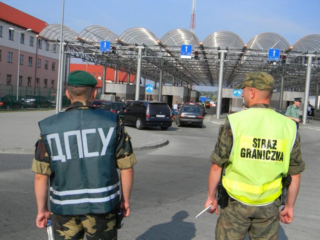 Сократили список людей, которым можно пересекать польскую границу - UniverPL