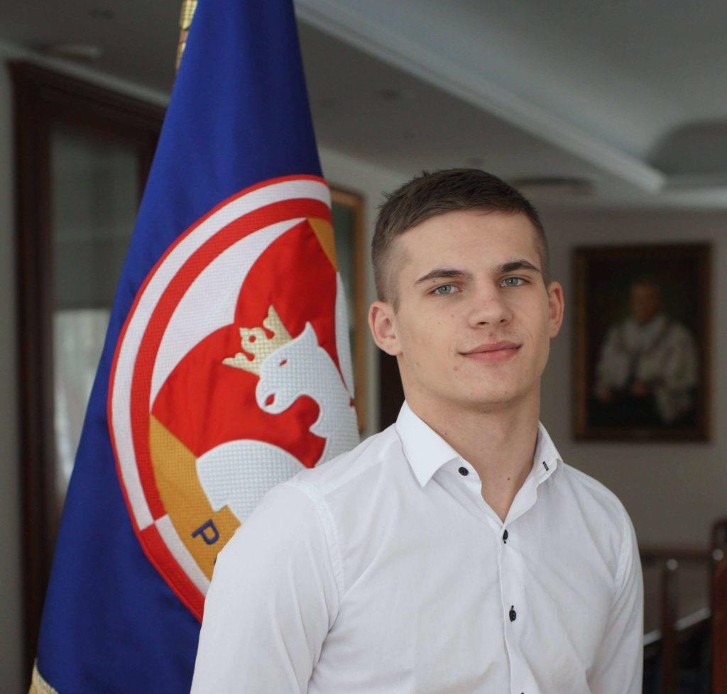 Як стати найкращим іноземним студентом Польщі: інтерв'ю з Данилом Фунтовим - UniverPL