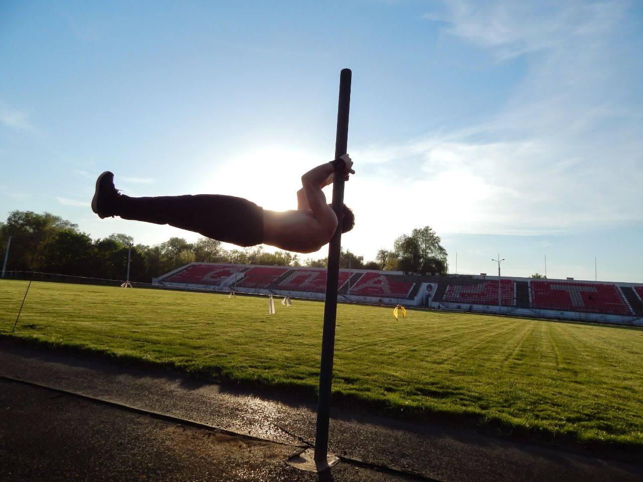 Украинский студент выиграл соревнования по воркауту в Люблине - UniverPL