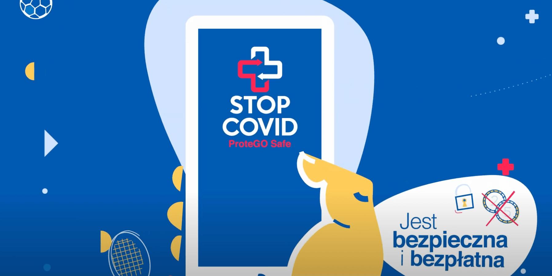 В Польше запустили приложение, помогающее бороться с распространением коронавируса - UniverPL