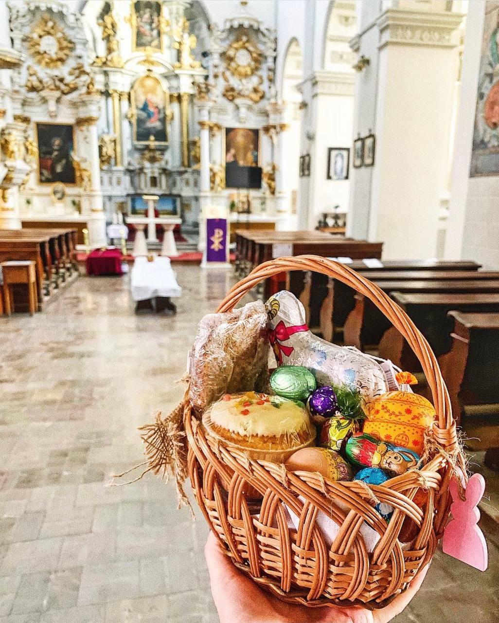 Как празднуют Пасху в Польше? - UniverPL