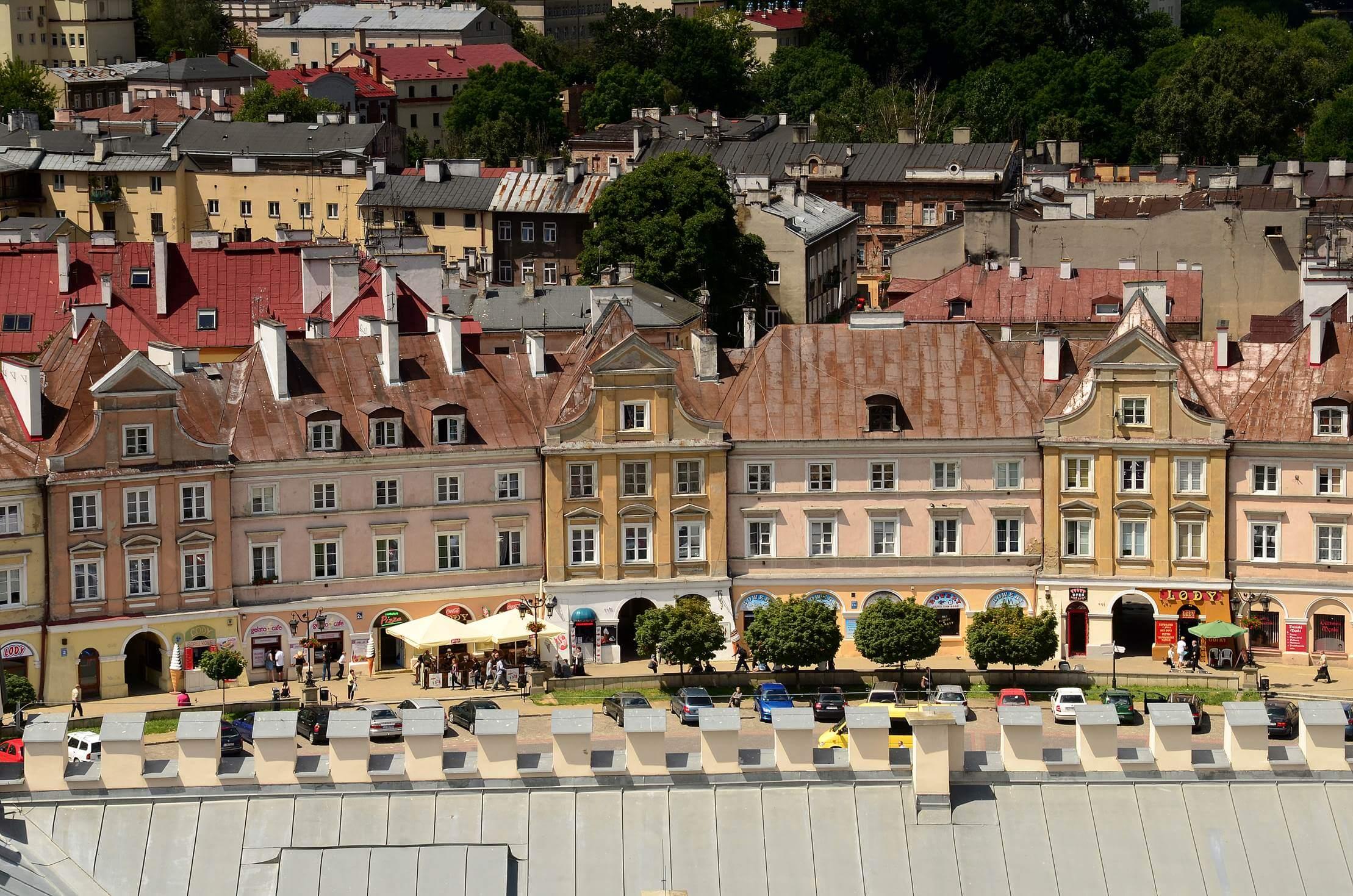 Інста-топ: найкращі локації для фото у Любліні - UniverPL