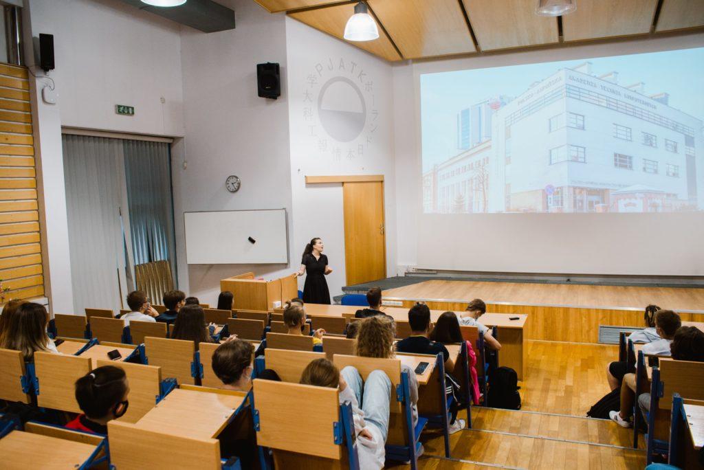 Презентации обучения в Польше *В связи с Covid 19 презентации Online - UniverPL